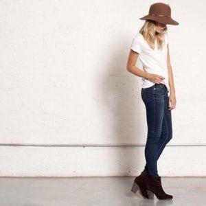 Rag & Bone Kensington Dark Skinny Jeans